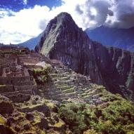 Foodish Boy Visits Machu Picchu