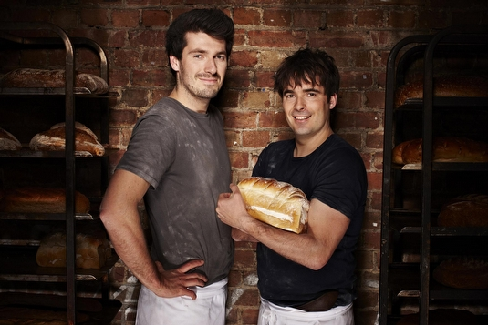 Henry and Tom Herbert = The Fabulous Baker Brothers