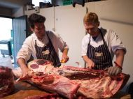 Job 4 - Butchery – Hobbs House Butchery – Chipping Sodbury, UK.