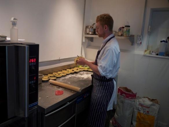 Foodish Pastry Chef