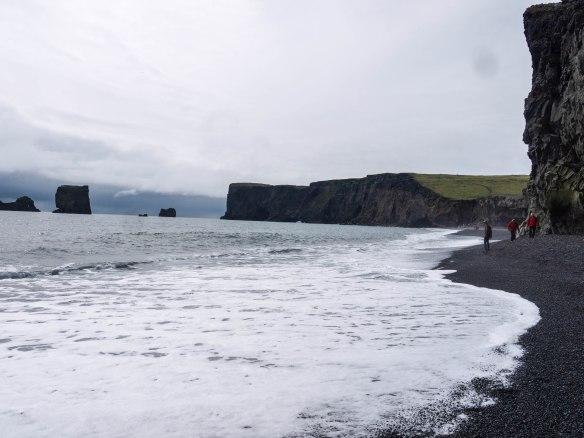 By the Sea in Iceland