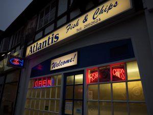 Atlantis home of the Foodish friar