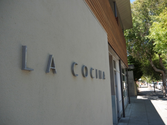 La Cocina, Folsom Street, Mission District, San Francisco.