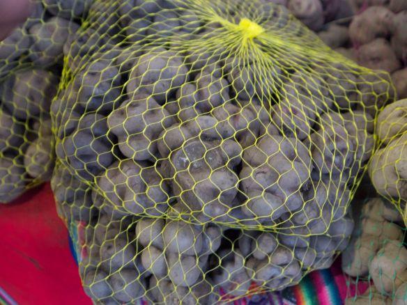The Peruvian Contraceptive - the Quechua potato.
