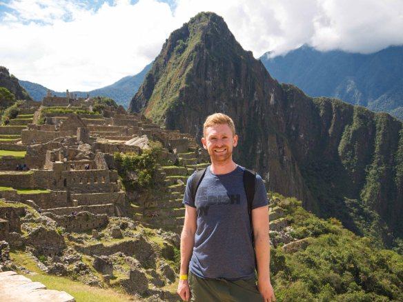 Foodish Boy Machu Picchu