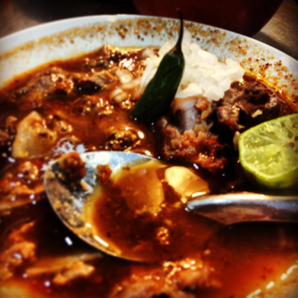 Birria Goat Stew Jalisco Mexico