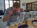 Foodish Coffee Tasting