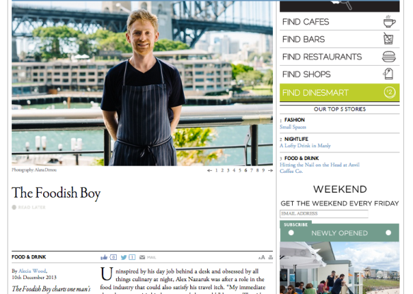 Foodish Boy Australia