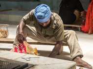Job 46 - Sikh Temple - New Delhi